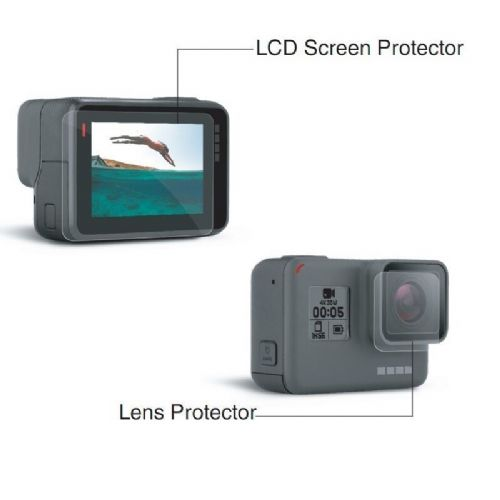 LCD Screen Protective film for GoPro Hero 5